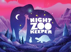 Night Zoo Keeper Logo